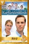 E-Book Kurfürstenklinik Jubiläumsbox 8 – Arztroman