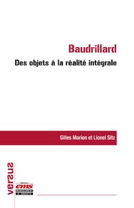 Livre numérique Baudrillard : des objets à la réalité intégrale