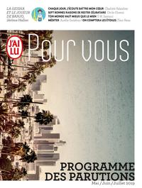 E-Book J'AI LU POUR VOUS MAI JUIN JUILLET 2019