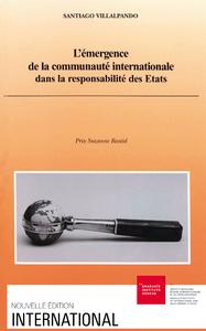 Livre numérique L'émergence de la communauté internationale dans la responsabilité des États