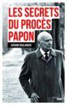Livre numérique Les Secrets du procès Papon