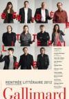 Livre numérique EXTRAITS - La rentrée littéraire Gallimard 2012