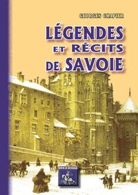 Livre numérique Légendes et Récits de Savoie