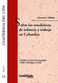Livre numérique Sobre las estadísticas de infancia y trabajo en Colombia