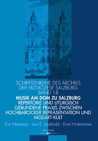 Livre numérique Musik am Dom zu Salzburg