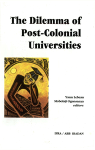 Electronic book The Dilemma of Post-Colonial Universities