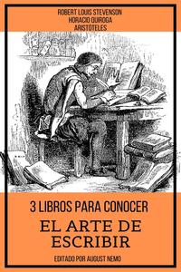 Livre numérique 3 Libros para Conocer El arte de escribir