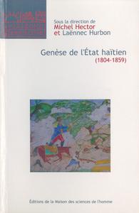 Livre numérique Genèse de l'État haïtien (1804-1859)