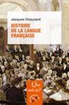 Livre numérique Histoire de la langue française