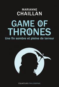 Electronic book Game of Thrones. Une fin sombre et pleine de terreur