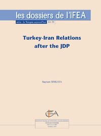 Libro electrónico Turkey-Iran Relations after the JDP
