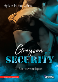 Electronic book Greyson security Tome 3