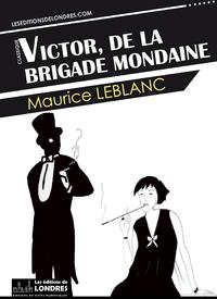 Livre numérique Victor, de la brigade mondaine