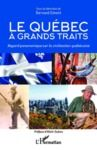 Libro electrónico Le Quebec à grands traits