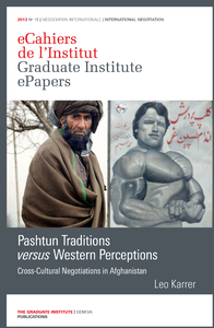 Electronic book Pashtun Traditions versus Western Perceptions