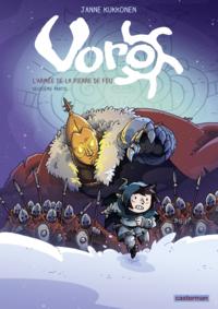 E-Book Voro (Tome 5) - L'armée de la pierre de feu