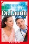 Livre numérique Dr. Laurin Staffel 7 – Arztroman