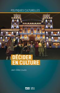 Livre numérique Décider en culture