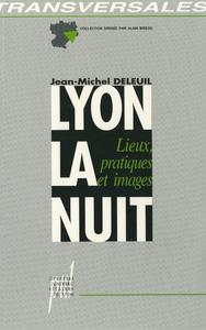 Livre numérique Lyon la nuit