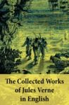 Electronic book The Collected Works of Jules Verne in English