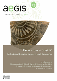 Electronic book Excavation at Sissi IV
