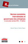 Livre numérique Normes comptables internationales et gouvernance des entreprises
