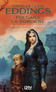 Livre numérique Polgara la sorcière - tome 2 : Les années d'enfance
