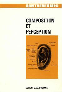 Livre numérique Composition et perception