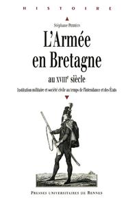 Electronic book L'armée en Bretagne au XVIIIe siècle