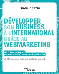 Electronic book Développer son business à l'international grâce au webmarketing