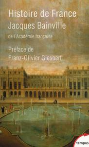 Livre numérique Histoire de France