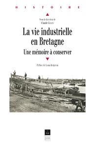 Livre numérique La vie industrielle en Bretagne