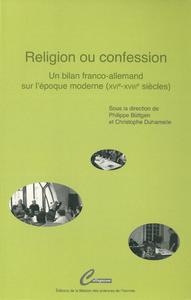 Livre numérique Religion ou confession