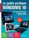 Livre numérique Le guide pratique Windows 10