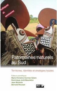 Livre numérique Patrimoines naturels au Sud