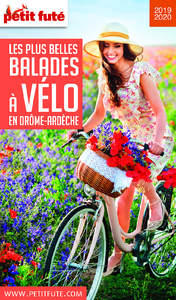 Livre numérique BALADES À VÉLO DRÔME ARDÈCHE 2019 Petit Futé