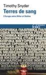 Livre numérique Terres de sang. L'Europe entre Hitler et Staline