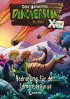 Livre numérique Das geheime Dinoversum Xtra 6 - Bedrohung für den Edmontosaurus