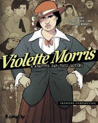 Livre numérique Violette Morris (Tome 1)