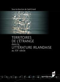 Livre numérique Territoires de l'étrange dans la littérature irlandaise au XXe siècle