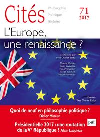 Livre numérique Cités 2017, n° 71