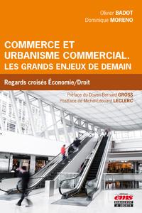 Electronic book Commerce et urbanisme commercial. Les grands enjeux de demain