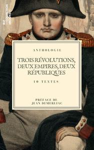 Livre numérique Trois révolutions, deux empires, deux républiques…