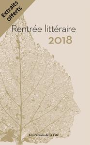 Livre numérique Rentrée littéraire Presses de la Cité 2018 extraits