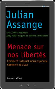 Livre numérique Menace sur nos libertés