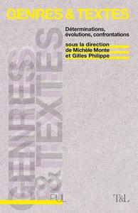 Livre numérique Genres & textes