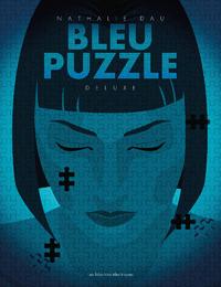 Livre numérique Bleu puzzle