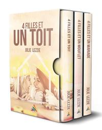 Livre numérique Quatre filles... L'intégrale de la trilogie