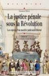 Livre numérique La justice pénale sous la Révolution