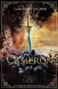 Livre numérique La saga des enfants des dieux : 3 - Cameron